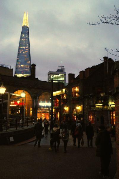 London's Newest Bit of Skyline - The Shard